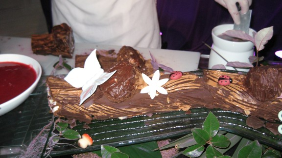 log_cake