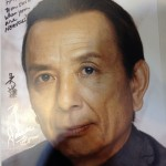 "James Hong to my husband: ""You suck when you are nervous!"""