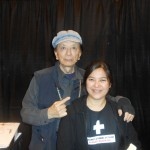 James Hong as funny in person as he is on screen.