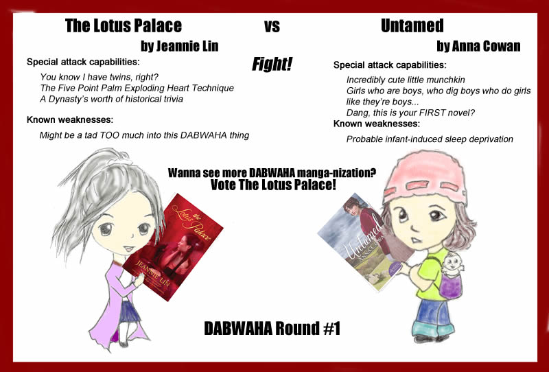 The Lotus Palace Battling It Out In Dabwaha Jeannie Lin
