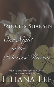 Cover: One Night in the Princess' Harem: Free short story. Historical erotica