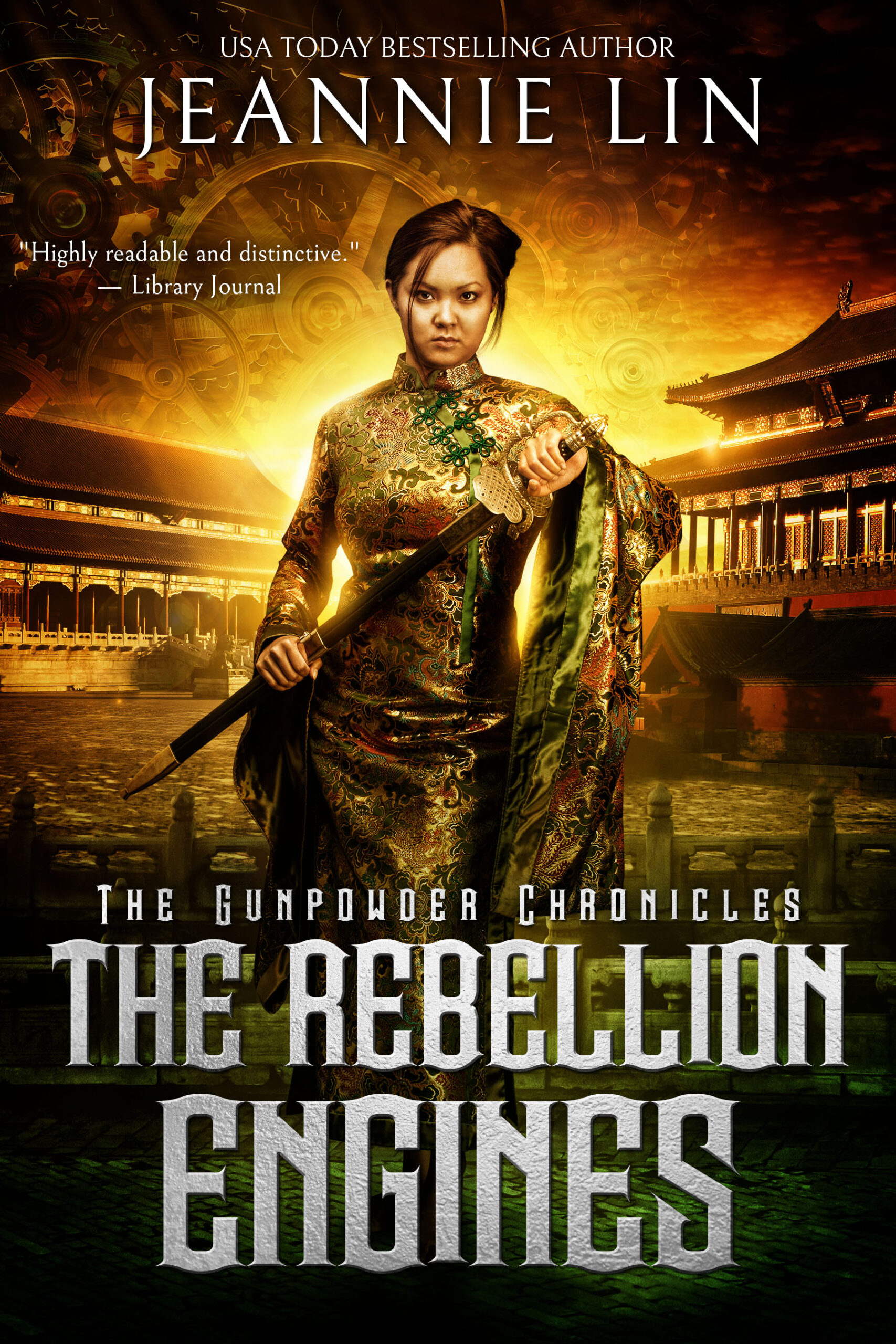 The Rebellion Engines cover